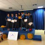 graduación de alumnos Novaschool Medina Elvira