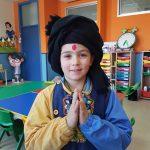 Celebramos la semana de la India en nuestro colegio bilingue