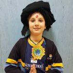 Alumnos de nuestro colegio bilingüe acercándose a la cultura de la India