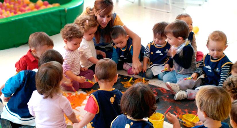 Primer Ciclo de Infantil en Novaschool Granada