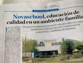 Novaschool en Granada