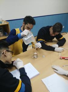 Taller de química