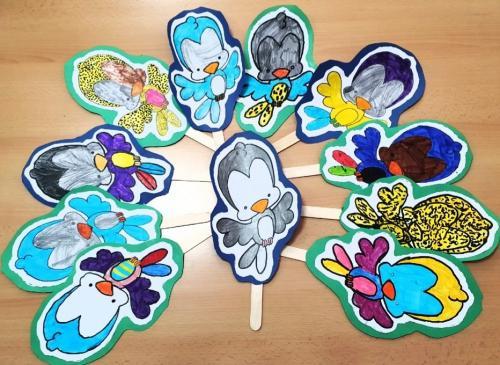 Materiales creados por los alumnos